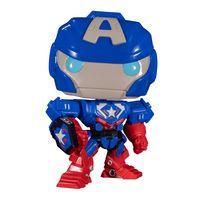 """Фигурка """"Avengers. Mech Strike. Captain America"""""""