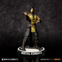 """Фигурка """"Mortal Kombat X. Скорпион"""" (10 см)"""