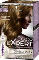 """Краска для волос """"Color Expert"""" тон: 6.65, золотистый светло-каштановый"""