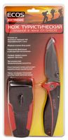 """Нож складной Ecos """"EX-SHB01R"""""""