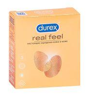 "Презервативы ""Durex. Real Feel"" (3 шт.)"