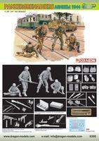 "Набор миниатюр ""Panzergrenadier Arnhem 1944"" (масштаб: 1/35)"