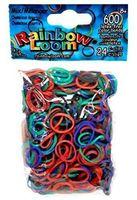 """Набор резиночек для плетения """"Rainbow Loom. Разное настроение"""""""