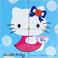 "Кубики ""Hello Kitty"" (4 шт.)"