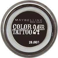 """Тени для век """"Color Tattoo 24 часа"""" (тон: 60, черный)"""