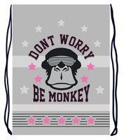 """Рюкзак-мешок """"Be Monkey"""""""