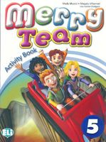 Merry Team: Activity Book v. 5 (+ CD)