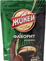 """Кофе растворимый """"Жокей. Фаворит"""" (150 г)"""