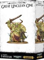 Warhammer Age of Sigmar. Daemons of Nurgle. Great Unclean One (83-41)