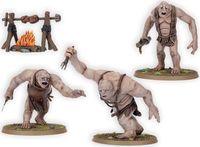 """Набор миниатюр """"LotR/The Hobbit: The Trolls"""" (32-05)"""