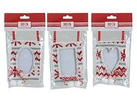 Рамка для фото текстильная подвесная (10 см)