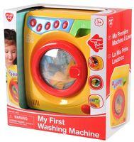 """Игровой набор """"Детская стиральная машина"""" (со звуковыми эффектами)"""