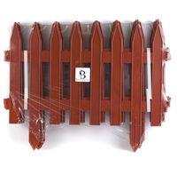 Забор декоративный (7 шт.; арт. 3644КТ)