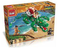 """Конструктор """"Pirates. Свирепый крокодил"""" (538 деталей)"""