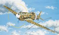 """Истребитель """"MC. 202 Folgore"""" (масштаб: 1/72)"""