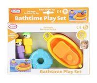 """Набор игрушек для купания """"Bathtime Play Set"""" (4 шт)"""