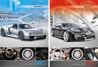 "Блокнот ""Porsche"""