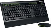 Набор беспроводной Defender I-Space 875 Nano (клавиатура+мышь)