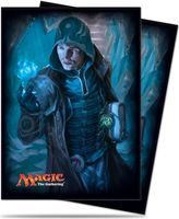 "Протекторы ""Shadows over Innistrad. Jace, Unraveler of Secrets"" (66х91 мм; 80 шт.)"