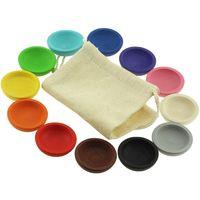"""Игровой набор """"Цветные тарелочки"""""""