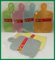 Доска разделочная пластмассовая (33,6*22*0,2 см, арт. HH3422PPR)