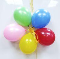 Воздушные шары 30 см (10 шт., ассорти)