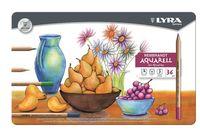 """Набор карандашей цветных акварельных """"Lyra Rembrandt Aquarell"""" (36 цветов)"""