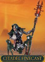 """Миниатюра """"Warhammer 40.000. Finecast: Necrons Illuminor Szeras"""" (49-66)"""