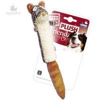 """Игрушка для собак с пищалкой """"Белка"""" (29 см)"""
