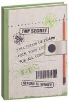 """Блокнот """"Top secret"""" (А5)"""