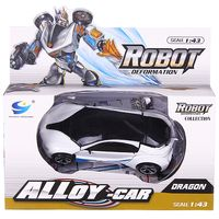 "Робот-трансформер ""Машина"" (арт. DV-T-683)"