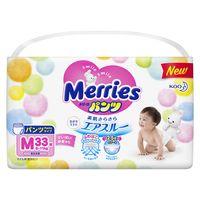 "Подгузники-трусики ""Merries M"" (6-11 кг; 33 шт.)"
