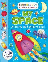 My Space. Activity and Sticker Book