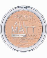 "Компактная пудра для лица ""All Matt Plus. Shine Control Powder"" (тон: 025)"