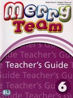 Merry Team: Teacher's Guide v. 6 (+ CD)