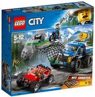 """LEGO City """"Погоня по грунтовой дороге"""""""