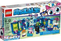 "LEGO Unikitty ""Лаборатория доктора Фокса"""