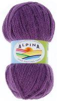 """Пряжа """"ALPINA. Alpaca trenza №06"""" (50 г; 150 м; сиреневый)"""