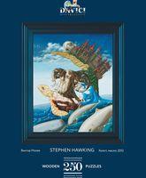 "Пазл ""Стивен Хокинг"" (250 элементов)"