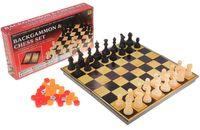 Шашки, шахматы, нарды (арт. 536138)