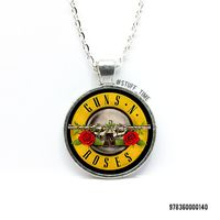 "Кулон ""Guns N Roses"" (140)"