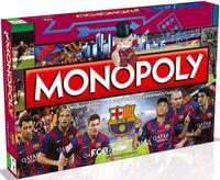 Монополия. ФК Барселона