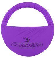 Чехол для обруча с карманом D 650 (фиолетовый)