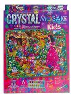 """Аппликация из страз """"Crystal Mosaic. Белоснежка"""""""