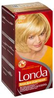 """Крем для осветления """"Londacolor"""" (тон: 01, солнечный блондин)"""