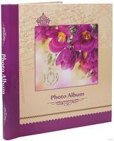 """Фотоальбом """"Spring Paints"""" (10 листов; арт. 46460 AP102328SA)"""
