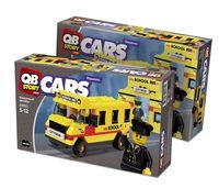 """QBStory. Cars. """"Школьный автобус"""" (200057)"""