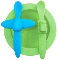 Силиконовый набор посуды (арт. 815)