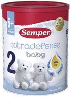 "Сухая молочная смесь Semper ""Baby Nutradefense 2"" (400 г)"