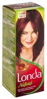 """Крем-краска для волос """"Londacolor Naturals"""" (тон: 14/3, дикая вишня)"""